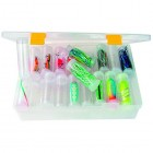 Dreamweaver Tube File Tackle Box