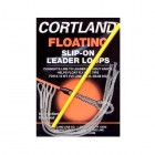 Cortland Floating Slip-On Leader Loops