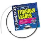 Terminator Titanium Single Strand Leader