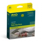 RIO Lake Series AquaLux Midge Tip Sub-Surface Fly Line