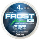 Clam CPT Frost Fluorocarbon Line